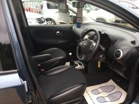 USED 2012 12 NISSAN NOTE 1.6 N-TEC PLUS 5d 110 BHP FULLY AA INSPECTED - FINANCE AVAILABLE
