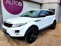 USED 2014 03 LAND ROVER RANGE ROVER EVOQUE 2.2 SD4 PURE 5d 190 BHP