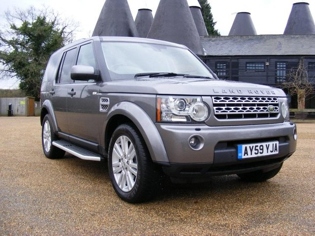 2009 59 LAND ROVER DISCOVERY 4 TDV6 HSE