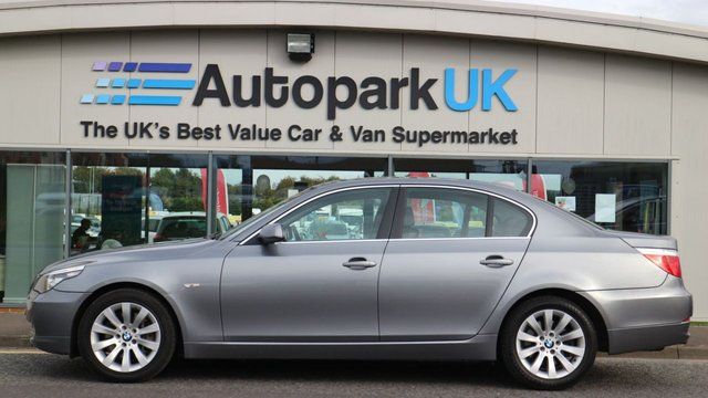 USED 2009 59 BMW 5 SERIES 2.0 520D SE BUSINESS EDITION 4d 175 BHP LOW DEPOSIT OR NO DEPOSIT FINANCE AVAILABLE