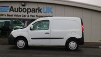 USED 2009 59 RENAULT KANGOO 1.5 ML19 DCI 1d 68 BHP LOW DEPOSIT OR NO DEPOSIT FINANCE AVAILABLE