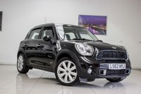 USED 2012 62 MINI COUNTRYMAN 1.6 COOPER S ALL4 5d 184 BHP September 2020 MOT & Just Been Serviced.