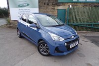 USED 2017 17 HYUNDAI I10 1.0 PREMIUM 5d 65 BHP Two Owners Service History