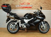 2009 HONDA VFR 800 A-8 800CC SPORT TOURER, FULL HONDA LUGGAGE £4495.00