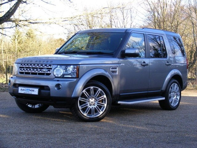 2012 12 LAND ROVER DISCOVERY  4 SDV6 HSE 8 Speed