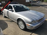 2005 JAGUAR XJ 2.7 TDVI SOVEREIGN 4d AUTO 206 BHP £5495.00