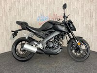2017 YAMAHA MT-125 MT 125 ABS MODEL 1 OWNER LOW MILEAGE EXAMPLE 2017 67 £3290.00