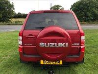 USED 2010 10 SUZUKI GRAND VITARA 1.9 DDIS SZ5 FSH 73000 MILES 10 SERVICES LEATHER