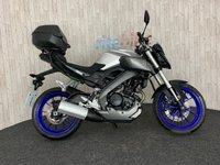 2016 YAMAHA MT-125 MT 125 ABS MODEL LOW MILEAGE EXAMPLE 2016 16 PLATE  £2890.00
