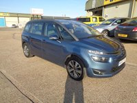 USED 2016 66 CITROEN C4 GRAND PICASSO 1.6 BLUEHDI EXCLUSIVE 5d 118 BHP
