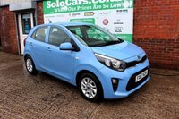 USED 2017 67 KIA PICANTO 1.0 2 5d 66 BHP +ONE OWNER +LOW MILEAGE +5 DR.