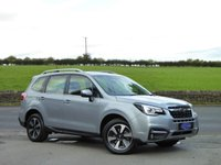 USED 2016 16 SUBARU FORESTER 2.0 D XC 5d AUTO 145 BHP FULL SUBARU SERVICE HISTORY, UN-REPLACEABLE DIESEL AUTOMATIC FORESTER