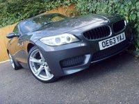 2013 BMW Z4 2.0 Z4 SDRIVE18I M SPORT ROADSTER 2d 155 BHP £11999.00