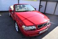 2004 VOLVO C70 2.0 T 2d 163 BHP £1250.00