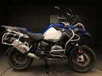 2015 BMW R1200GS ADVENTURE TE. EURO 4 ENGINE. 2015. FBSH. 23794 MILES. JUST SERVICED £9999.00