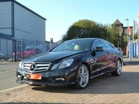 USED 2011 61 MERCEDES-BENZ E CLASS 2.1 E250 CDI BLUEEFFICIENCY SPORT ED125 2d AUTO  FULL HEATED LEATHER ~ SAT NAV ~ AMG STYLING ~ BLUETOOTH ~ PARKTRONIC ~ CRUISE CONTROL ~ CLIMATE CONTROL ~ LOW MILES
