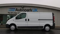 USED 2010 60 VAUXHALL VIVARO 2.0 2900CDTI LWB SHR 1d 114 BHP LOW DEPOSIT OR NO DEPOSIT FINANCE AVAILABLE
