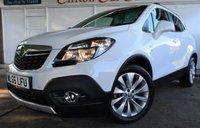 USED 2016 66 VAUXHALL MOKKA 1.6 SE CDTI 5d AUTO 134 BHP *** LOW MILEAGE ***