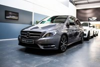 2013 MERCEDES-BENZ B CLASS 1.5 B180 CDI BLUEEFFICIENCY SPORT 5d 109 BHP**PANORAMIC GLASS ROOF.. £8995.00