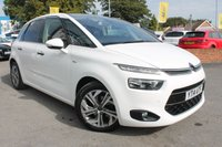 USED 2014 14 CITROEN C4 PICASSO 1.6 E-HDI AIRDREAM EXCLUSIVE PLUS ETG6 5d AUTO 113 BHP EXCELLENT SERVICE HISTORY - 6 STAMPS - 1 OWNER