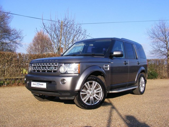 2011 11 LAND ROVER DISCOVERY 4 Tdv6 HSE