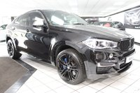 2016 BMW X6 3.0 M50D AUTO 376 BHP M PERFORMANCE £41450.00