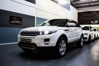 USED 2012 12 LAND ROVER RANGE ROVER EVOQUE 2.2 ED4 PURE TECH 5d 150 BHP*PRESTIGE+HSE LOOKS & SPEC..