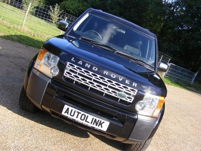 2007 07 LAND ROVER DISCOVERY 2.7 Td V6 GS 5dr