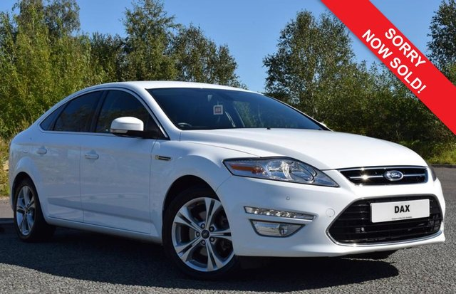2014 14 FORD MONDEO 2.0 TITANIUM X BUSINESS EDITION TDCI 5d 161 BHP