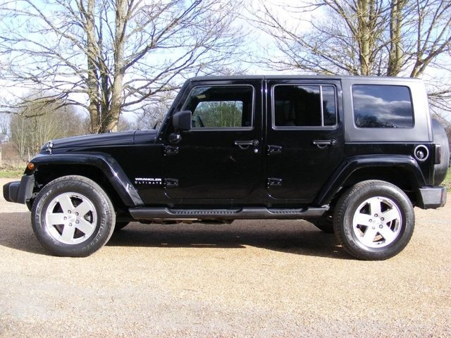 2010 10 JEEP WRANGLER 2.8 CRD Ultimate Hard Top 5d 2777cc auto
