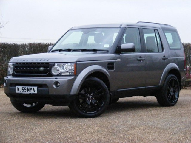 2009 59 LAND ROVER DISCOVERY  4 TDV6 XS