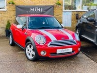 USED 2008 08 MINI HATCH ONE 1.4 ONE 3d 94 BHP WE SPECIALISE IN MINI'S!!!!!!