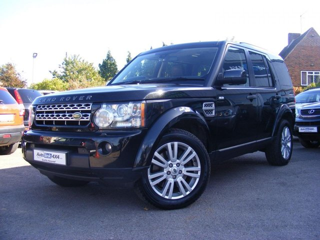 2010 10 LAND ROVER DISCOVERY 4 TDV6 HSE