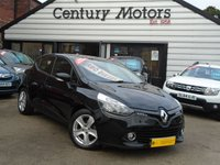 2015 RENAULT CLIO 1.5 DCI EXPRESSION PLUS ENERGY ECO2 5d + £0 TAX £5990.00