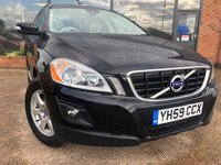 USED 2009 59 VOLVO XC60 2.4 D5 S AWD 5d AUTO 205 BHP Huge Spec!! £4,000+ of options!!!  One Owner!!!