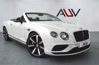 USED 2016 16 BENTLEY CONTINENTAL 4.0 GT V8 S MDS 2d AUTO 521 BHP