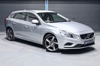 2012 VOLVO V60 1.6 DRIVE R-DESIGN S/S 5d 113 BHP £SOLD