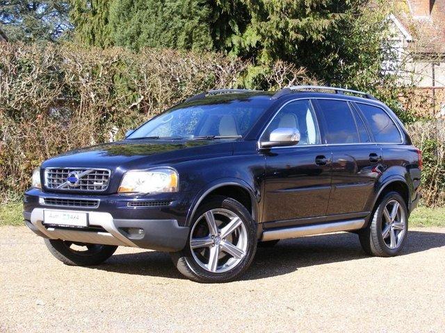 2010 10 VOLVO XC90 D5 R-Design SE Premium Awd