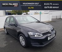 2013 VOLKSWAGEN GOLF 1.4 S TSI BLUEMOTION TECHNOLOGY DSG 5d AUTO 120 BHP £6790.00