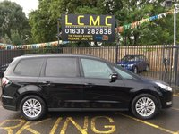 """USED 2016 66 FORD GALAXY 2.0 ZETEC TDCI 5d AUTO 148 BHP STUNNING SHADOW BLACK METALLIC PAINT WITH LUXURY BLACK CLOTH UPHOLSTERY. ONLY 1 OWNER FROM NEW. FULL SERVICE HISTORY. FORD SYNC """"3"""" WITH 8"""" COLOUR SCREEN. 7 SEATER. DAB RADIO. BLUETOOTH. FRONT AND REAR PARKING SENSORS. PRIVACY GLASS. AIR CONDITIONING. ELECTRIC WINDOWS. REMOTE CENTRAL LOCKING. ALLOY WHEELS. PLEASE GOTO www.lowcostmotorcompany.co.uk TO VIEW OVER 120 CARS IN STOCK."""