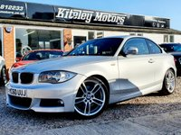 USED 2010 60 BMW 1 SERIES 123D M SPORT COUPE BIG SPEC