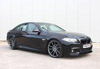 2014 BMW 5 SERIES 2.0 520D M SPORT 4d 188 BHP £10750.00