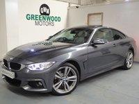 USED 2015 65 BMW 4 SERIES 3.0 430d M Sport xDrive 2dr