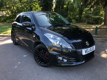 2013 SUZUKI SWIFT 1.6L SPORT 3d 134 BHP £5850.00