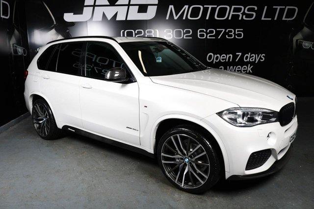 2016 BMW X5 XDRIVE 30D M SPORT AUTO 255 BHP (FINANCE AND WARRANTY)