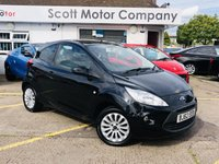 USED 2012 62 FORD KA 1.2 Zetec