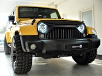2015 JEEP WRANGLER 2.8 SAHARA UNLIMITED CRD 4d AUTO 197 BHP....Reserved for Gavin £31994.00