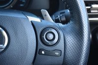 USED 2014 14 LEXUS IS 2.5 F Sport E-CVT 4dr SATNAV, CAMERA, LEATHERS, DAB