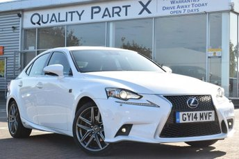 View our LEXUS IS