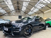 USED 2018 18 BMW 5 SERIES 3.0 540i M Sport Auto xDrive (s/s) 4dr PERFORMANCEPACK+MBRAKES+4WD